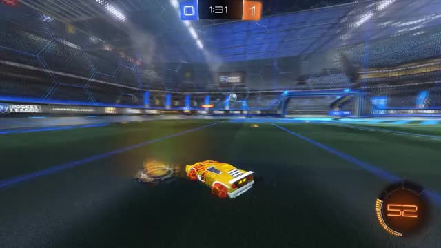 Watch and share Rocket League GIFs and Goal GIFs by generalkamakaze on Gfycat
