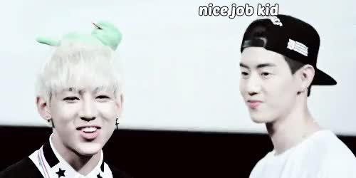 Watch and share Bbhyunedits GIFs and Mark Tuan GIFs on Gfycat