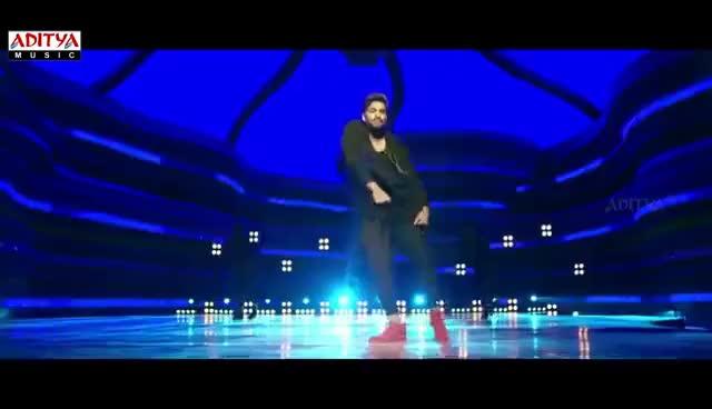 Watch and share Seeti Maar Full Video Song | DJ Video Songs | Allu Arjun | Pooja Hegde | DSP GIFs on Gfycat