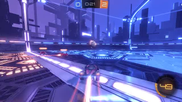 Watch Goal 3: 3-6 GIF by Gif Your Game (@gifyourgame) on Gfycat. Discover more 3-6, Gif Your Game, GifYourGame, Goal, Rocket League, RocketLeague GIFs on Gfycat