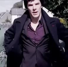 Watch and share Third Star Gif GIFs and Bbc Sherlock GIFs on Gfycat