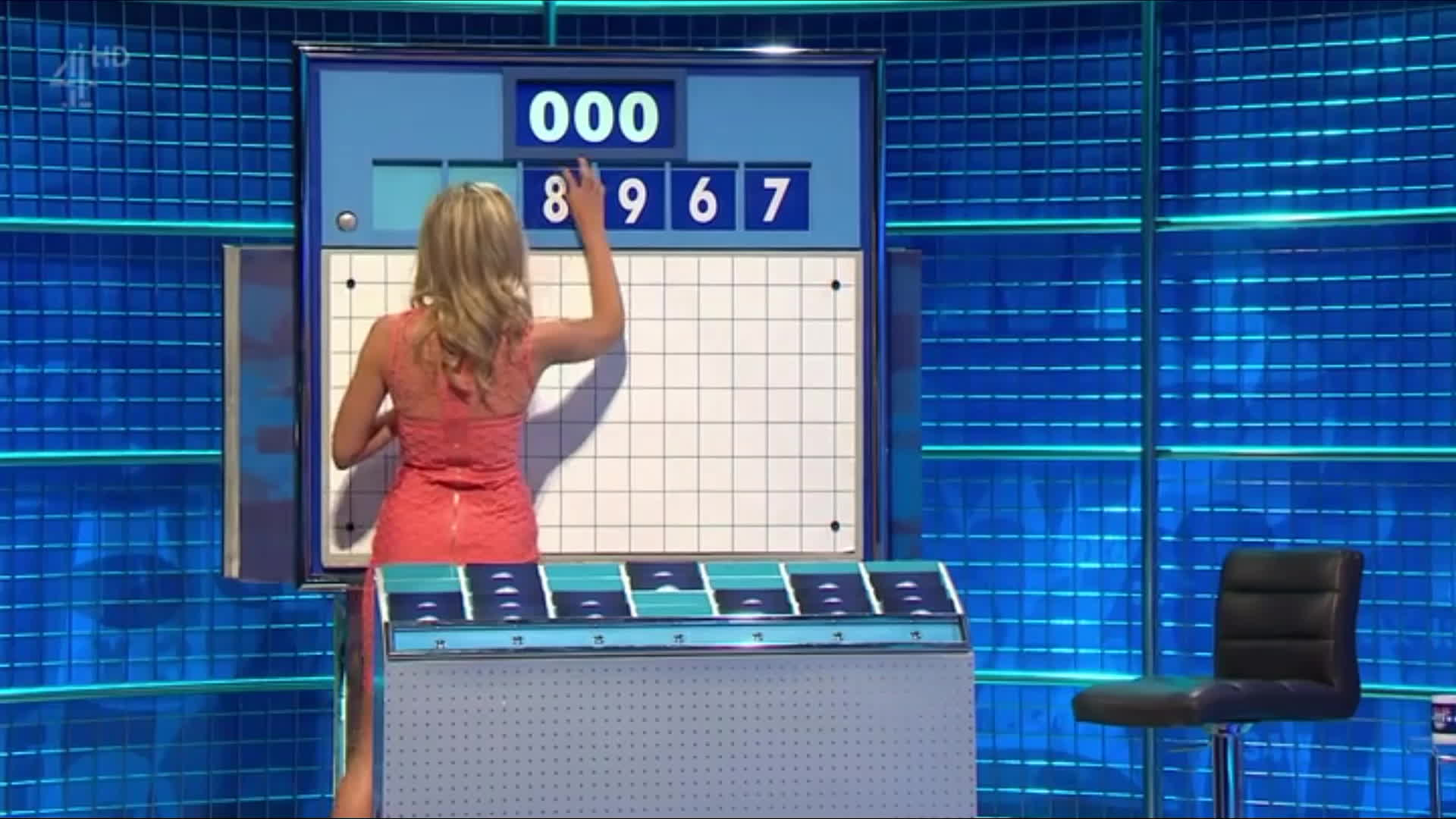RachelRiley, rachelriley, Anyone got any decent screencaps of this dress from catsdown? (reddit) GIFs