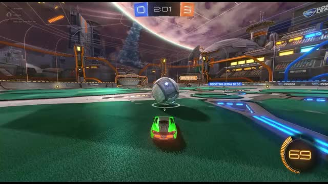 Watch and share Rocket League GIFs by SimplyReon on Gfycat