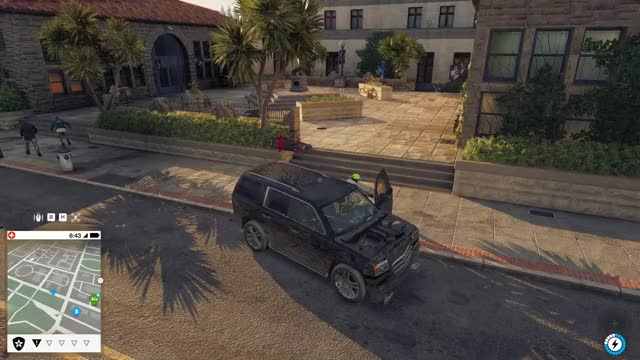 Watch The latest in sportbike fashion. [Watch Dogs 2] GIF on Gfycat. Discover more gaming GIFs on Gfycat