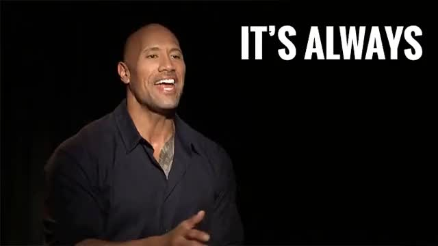 Watch and share Dwayne Johnson GIFs on Gfycat