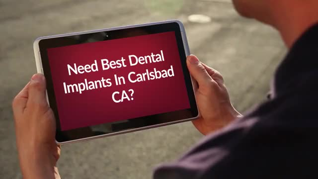 Watch and share Carlsbad Dental Care : Best Dental Implants GIFs by Carlsbad Dental Care on Gfycat