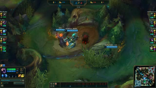 Watch and share Skarner Predator Clear GIFs by Maintained on Gfycat