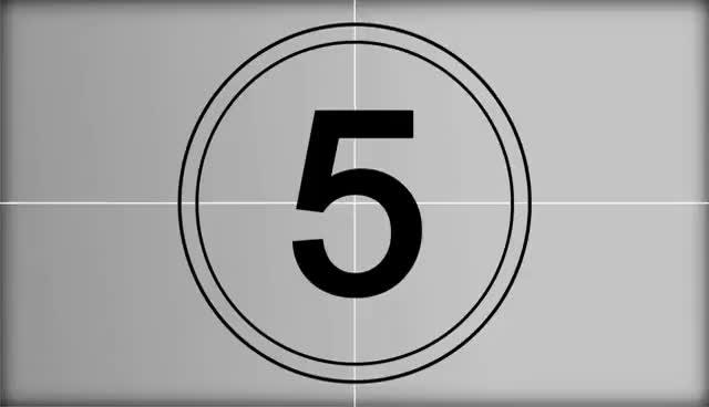 Watch Film Countdown GIF on Gfycat. Discover more GifGif GIFs on Gfycat