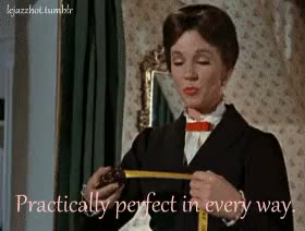 Watch julie andrews julie andrews practically perfect in every way mp GIF on Gfycat. Discover more related GIFs on Gfycat
