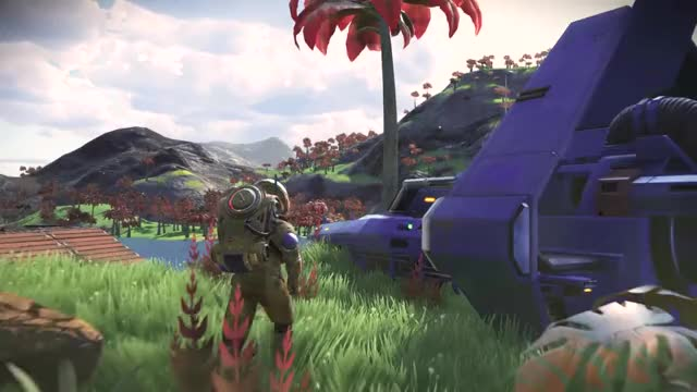 Watch No Man's Sky | NEXT Trailer | PS4 GIF by @patrick.klepek on Gfycat. Discover more PS4 Pro, playstation, playstation 4, playstation 4 pro, playstation eu, playstation europe, playstation games, ps 4, ps4, sony playstation GIFs on Gfycat