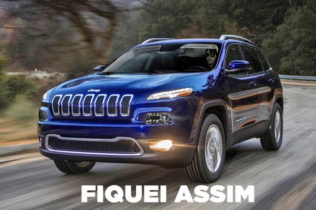 Watch and share Jeep Cherokee - Antes E Depois GIFs on Gfycat