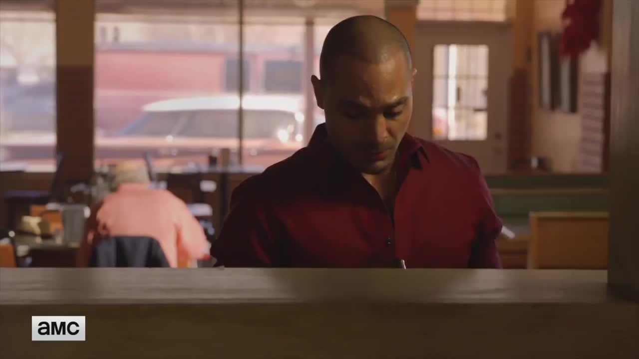 BreakingBad, Nacho, com, thewrap, 'Better Call Saul': Nacho Is a 'Samurai Without a Master' Stuck Between Fring and the Salamancas GIFs