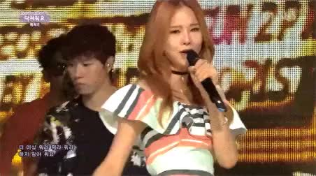 Watch M.O.L.A GIF on Gfycat. Discover more 150809, baechigi, exid, leggo, shut up, solji GIFs on Gfycat