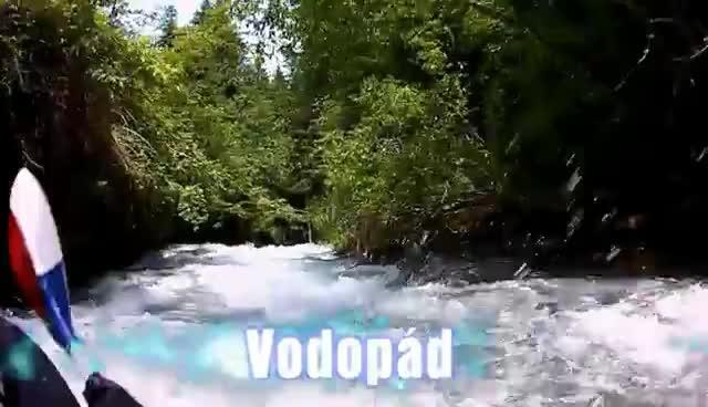 Untertalbach, kayak, Untertalbach NECKY.CZ GIFs
