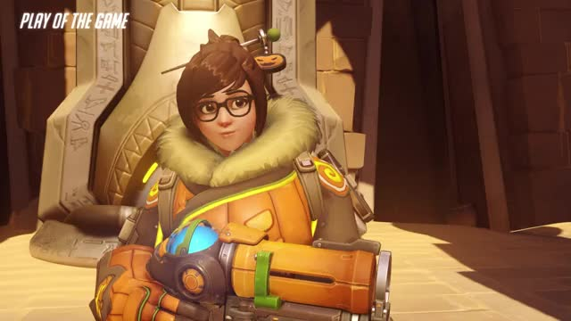 Watch Mei GIF on Gfycat. Discover more mei, overwatch, potg GIFs on Gfycat