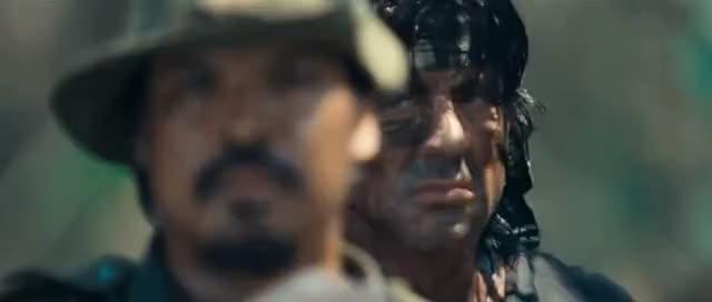 rambo, sylvester stallone, John Rambo best scene GIFs