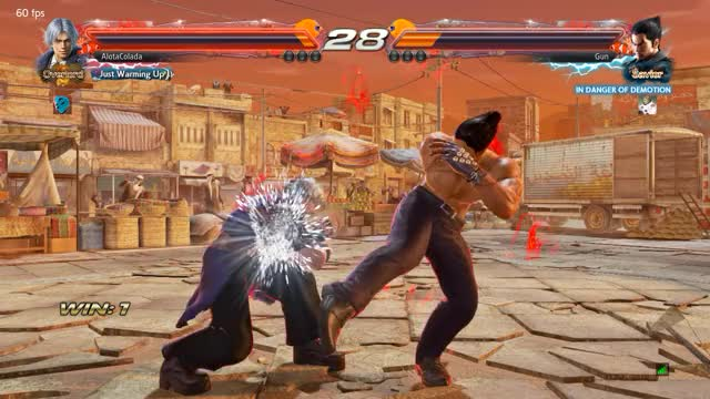 Watch and share Tekken GIFs by colada on Gfycat