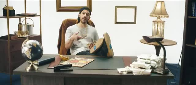Watch Borgore - 100s (Official Music Video) GIF on Gfycat. Discover more related GIFs on Gfycat