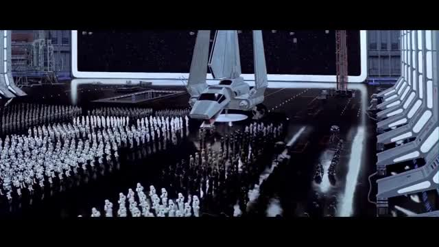 Watch The Emperor Arrives - Star Wars Episode VI Return of the Jedi HD GIF on Gfycat. Discover more related GIFs on Gfycat