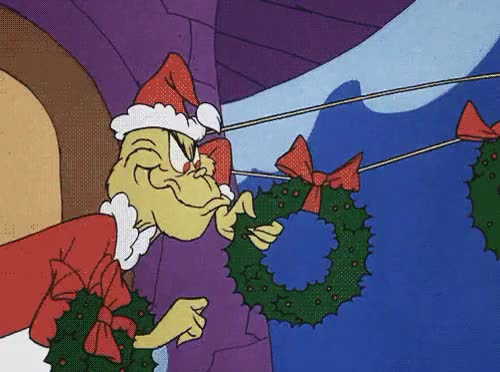 Watch and share The Grinch GIFs and Christmas GIFs on Gfycat