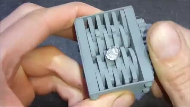 Watch and share Shredder Machine Shredding A Mini Shredder! (reddit) GIFs on Gfycat
