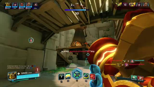 Watch Missed the Penta :( GIF by xboxdvr on Gfycat. Discover more FriedCowPuff, Paladins, xbox, xbox dvr, xbox one GIFs on Gfycat
