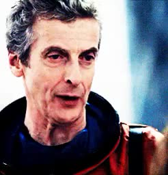 Watch and share To Save Her Soul GIFs and Twelfth Doctor GIFs on Gfycat