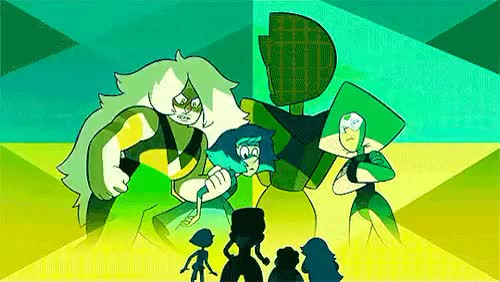 Watch and share Steven Universe Gif GIFs and Crystal Gem Trio GIFs on Gfycat