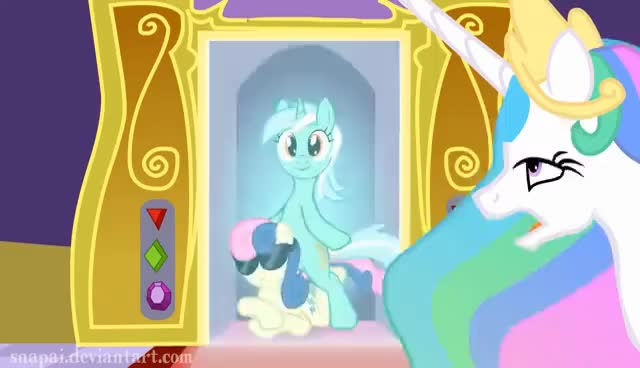 Watch and share Pony Gagnam Style GIFs and Bon Bon And Lyra GIFs on Gfycat