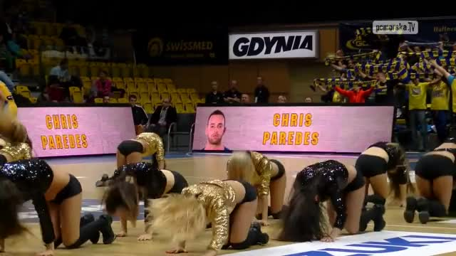 Watch and share Cheerleaders Gdynia GIFs on Gfycat