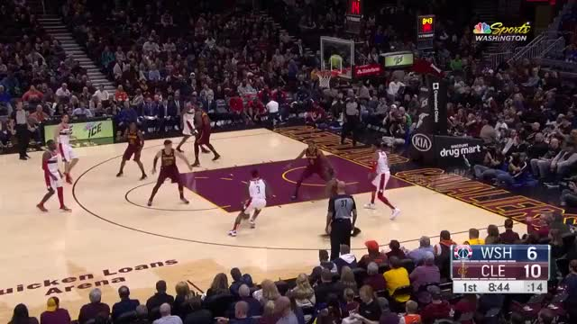 Watch and share Cleveland Cavaliers GIFs and Basketball GIFs on Gfycat