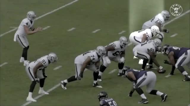 Watch and share Oakland Raiders GIFs and Khalil Mack GIFs on Gfycat