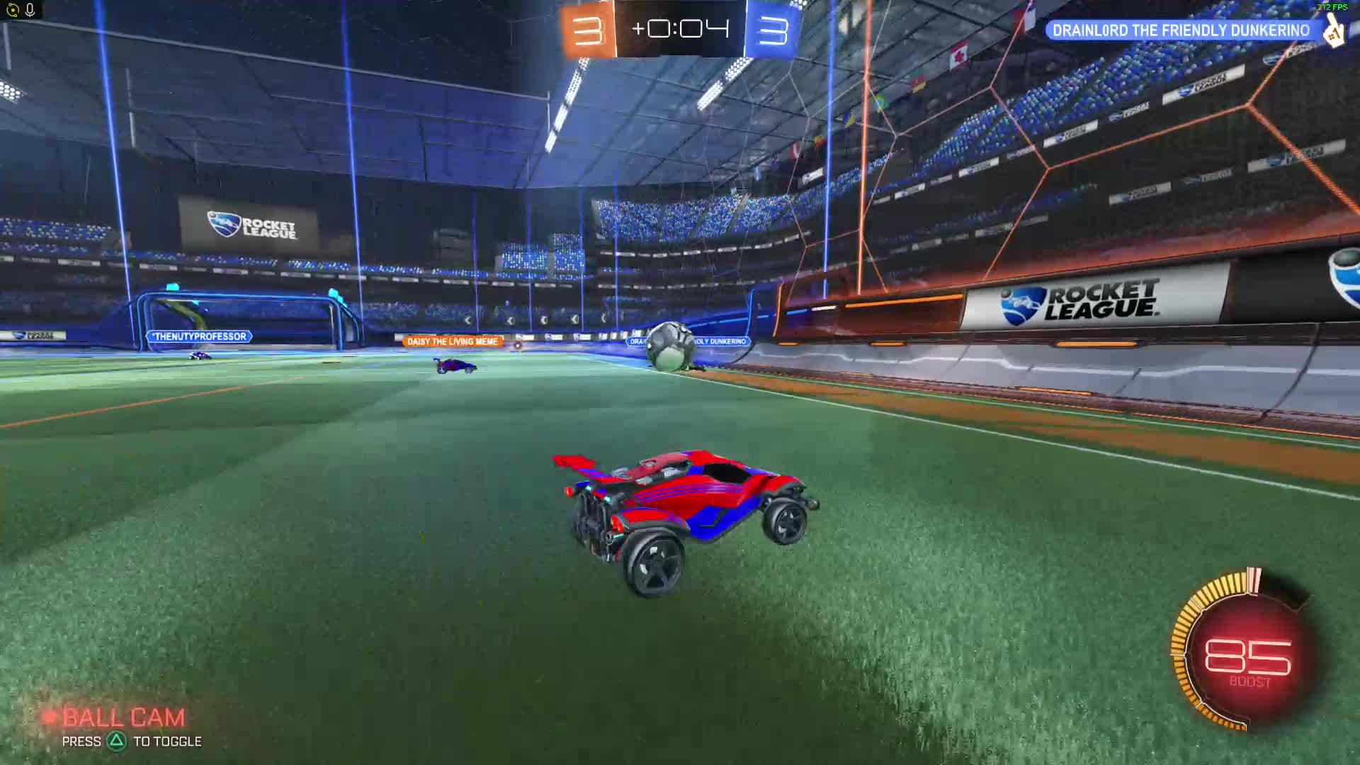 Rocket League, Oh no! GIFs