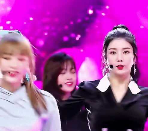 Watch and share 권은비(ウンビ) - 18 GIFs on Gfycat