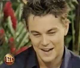 Watch Leonardo Wilhelm DiCaprio GIF on Gfycat. Discover more The Beach, interview, leonardo dicaprio, my edit, my gifs, requested GIFs on Gfycat