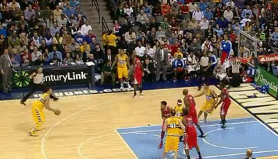 Watch and share Denver Nuggets GIFs and Javale Mcgee GIFs on Gfycat