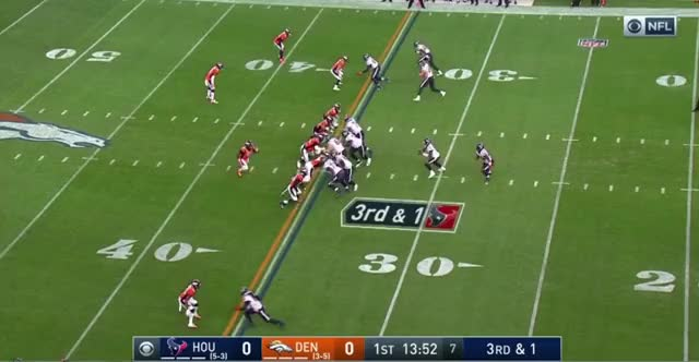 Watch and share Denver Broncos GIFs and Houston Texans GIFs by Matt Weston on Gfycat