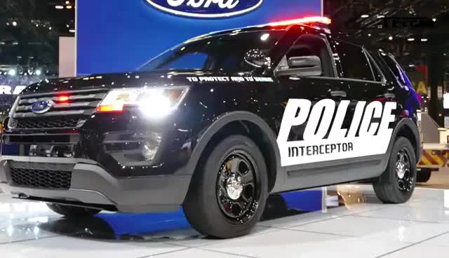 Watch and share 2016 Ford Police Interceptor Utility GIFs on Gfycat