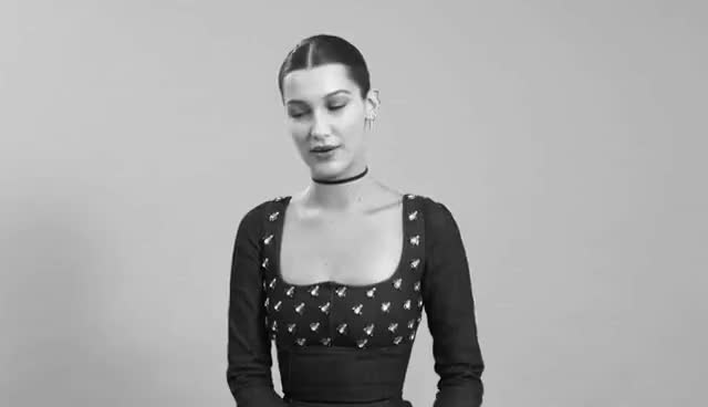 Watch and share Bella Hadid GIFs on Gfycat