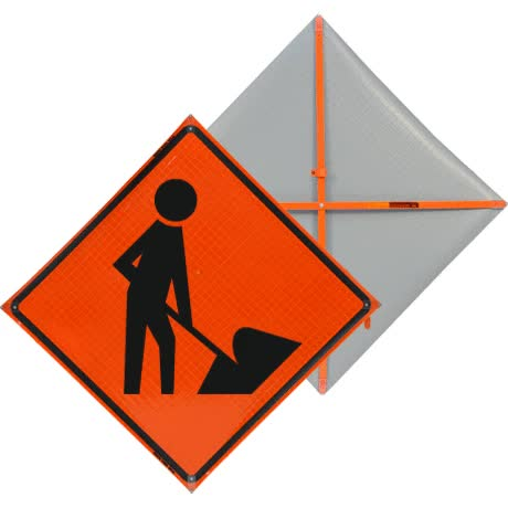 Watch and share We Specialize In MUTCD Compliant and NCHRP-350 Certified Roll-up Signs. animated stickers on Gfycat