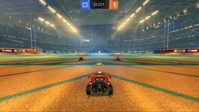 Watch and share Rocket League GIFs and Fail GIFs by Komrade on Gfycat
