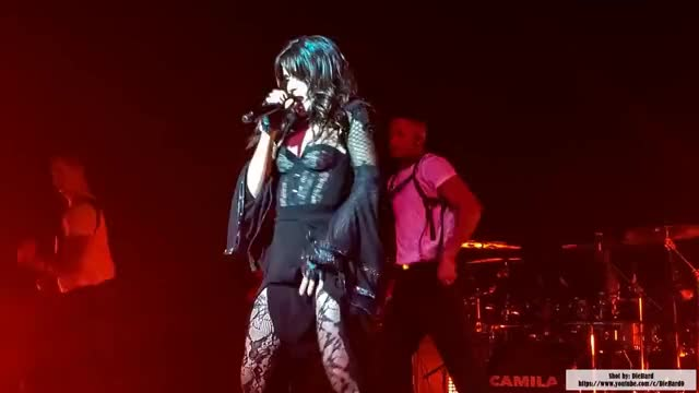 Watch camila cabello GIF on Gfycat. Discover more 2018, Live, cabello, camila, camila_cabello, camilacabello, concert, dhccphotography, inside, music, nbtstourvancouver, neverbethesame, neverbethesametour, orpheum, out, tour, vancouver GIFs on Gfycat