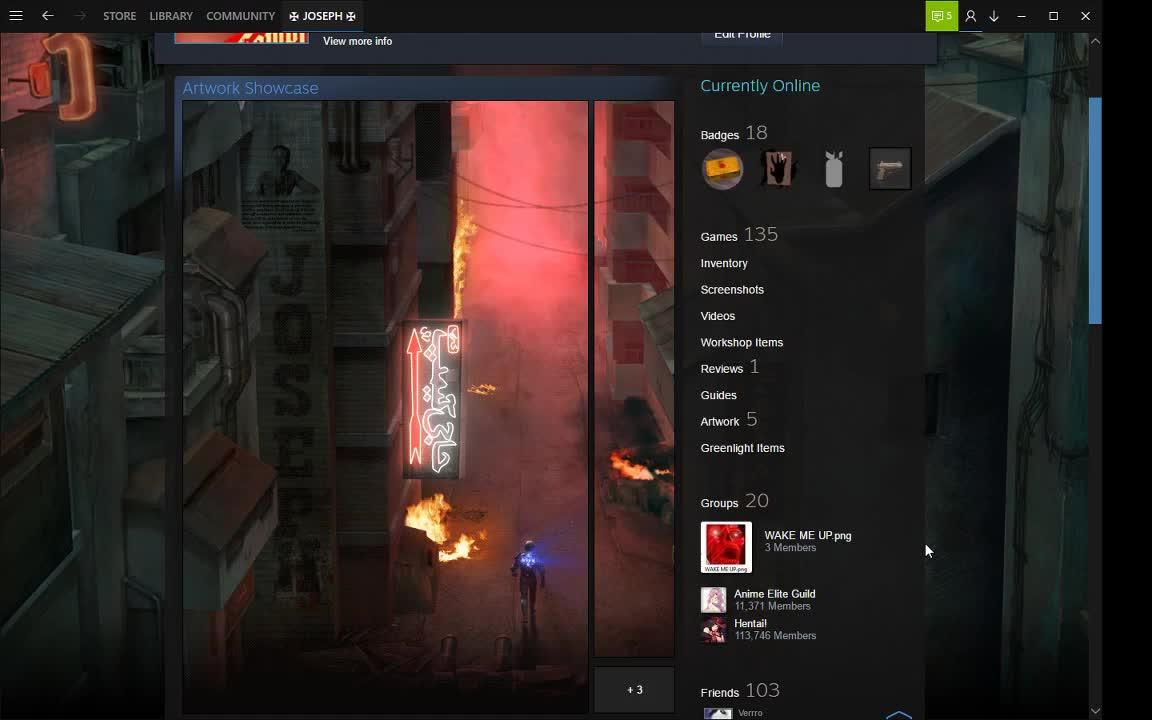 120fpsgameplay, steam, steamartworkprofiles, Sick Warzone Profile GIFs