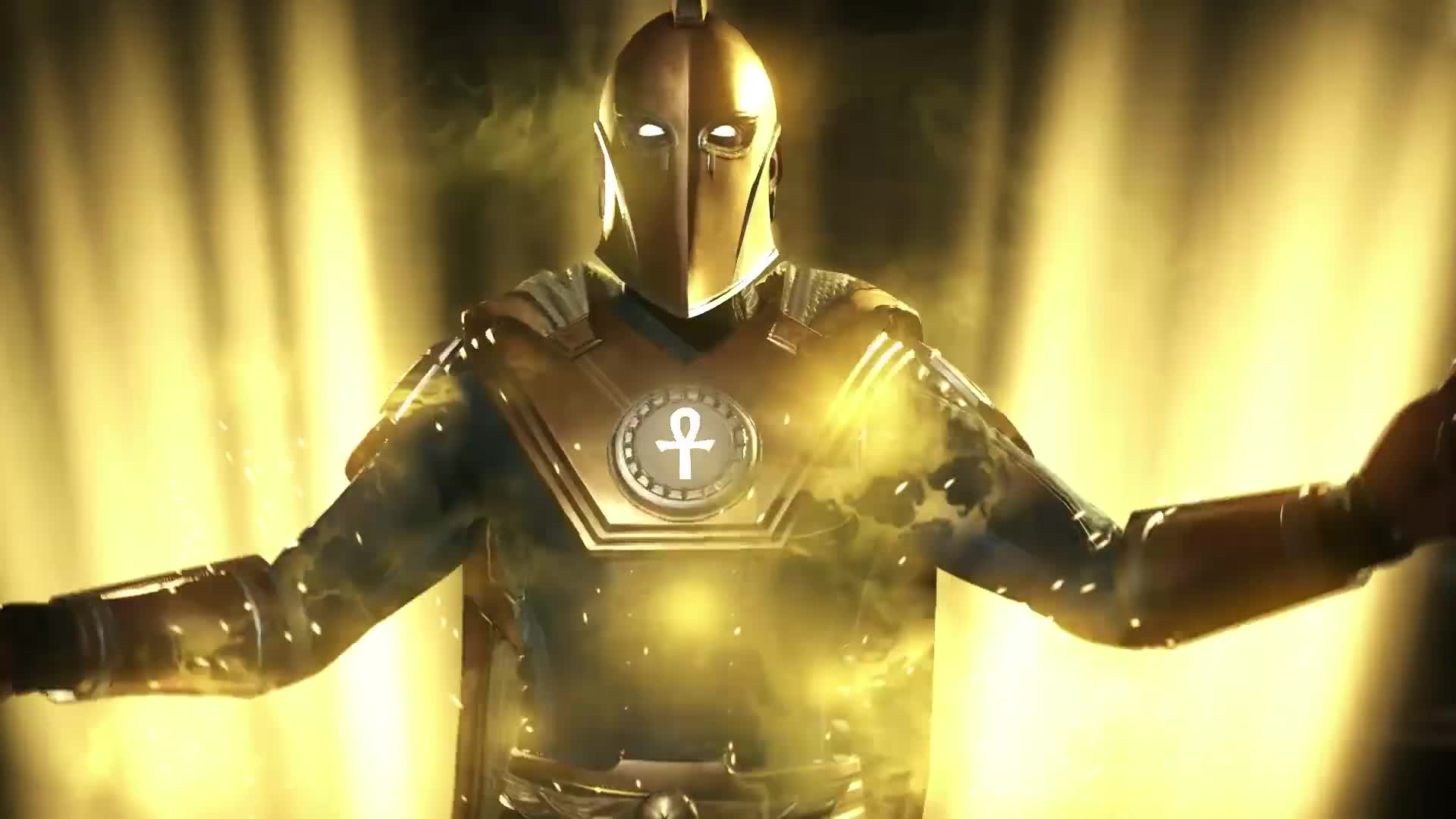 Injustice 2 Introducing Dr Fate Gif
