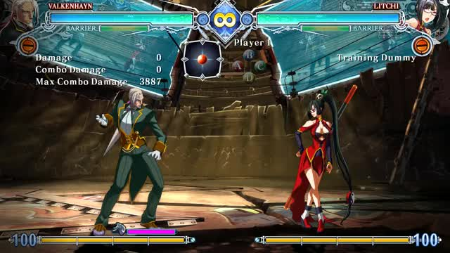 Watch and share BlazBlue Centralfiction 2019.04.29 - 15.27.42.01 GIFs on Gfycat