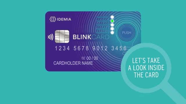 Watch and share Blink Card: The First Payment Card That Gives You The Choice GIFs on Gfycat