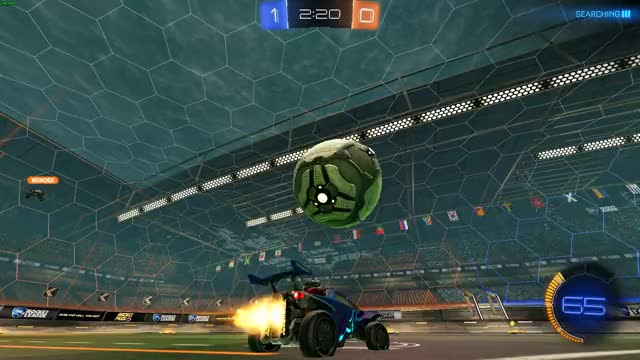 Watch and share Bump Airdribble Musty Flick GIFs by lemski32 on Gfycat