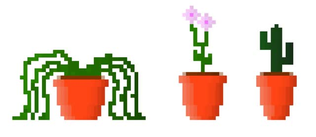 Watch and share Plant animated stickers on Gfycat