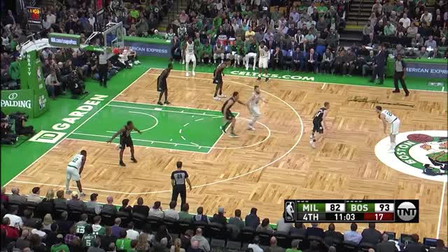 Watch and share Milwaukee Bucks GIFs and Boston Celtics GIFs by Ben Mallis on Gfycat