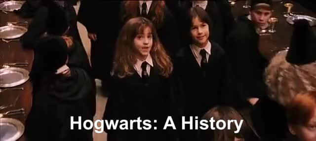 Watch and share Hogwarts A History GIFs and Hermione GIFs on Gfycat